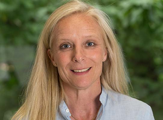 Kristin Färber Portrait