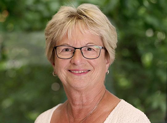 Roswitha Scheuss Portrait